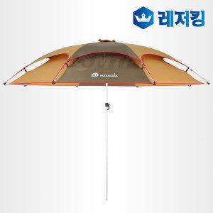 엠제이버클 2층파라솔 50인치파라솔 낚시파라솔 캠핑