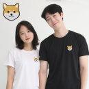 코오롱쿨론 기능성 반팔 빅사이즈 시바자수 쿨 티셔츠