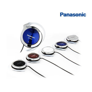 파나소닉정품 귀걸이형이어폰  RP-HZ47 실버