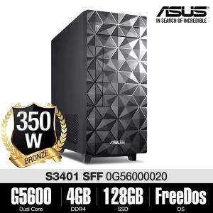 커머셜 데스크탑 S3401SFF-0G56000020 G5600/4G/128G