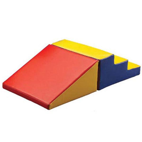 놀이방 계단 미끄럼 매트 1조 60x120x30cm KS1117-1