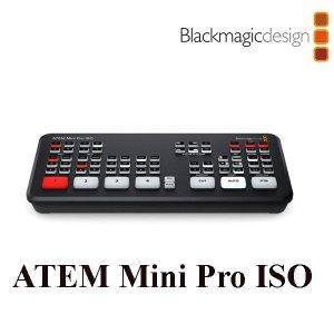 블랙매직디자인 ATEM Mini Pro ISO 정품