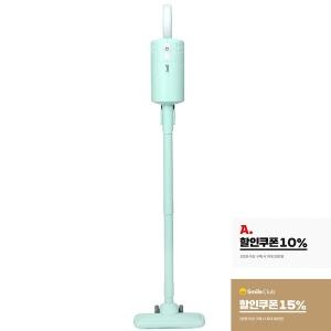 저스트원 무선 진공 청소기 SN-XR330V_민트