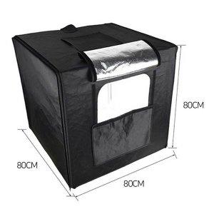 고독스 LSD80 LED 미니스튜디오 포토박스