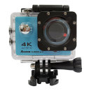 ACEONE SJ9000 ace 블루 액션캠 4K WIFI 방수 웹캠