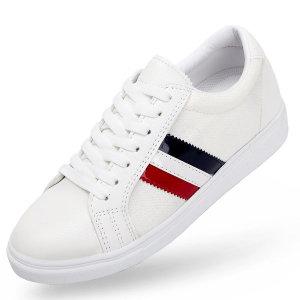 롤링 남자 화이트스니커즈 스니커즈 운동화 신발 5cm