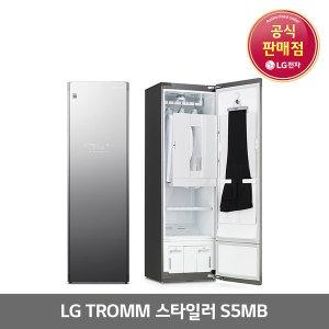 LG인증점 트롬 스타일러 S5MBA 살균 스팀 5벌