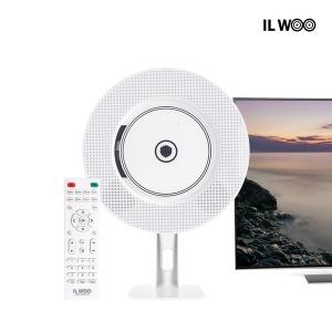 DVD플레이어3 블루투스스피커 FM라디오리모컨 IW-BT06