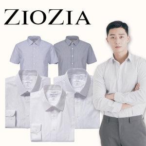 리얼지오지아(남성)   지오지아 구김방지 기능성 여름 정장셔츠 /  반팔셔츠 15종 DJ