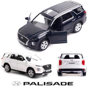 현대 팰리세이드 미니카 장난감자동차 미니어처모형