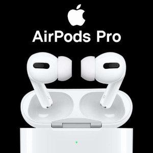 애플 에어팟 프로 Airpods Pro 애플코리아정품