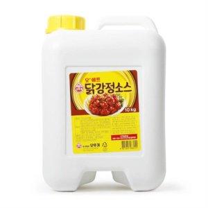 닭강정소스 10kg/오뚜기-식당용 식자재 업소용 치킨소