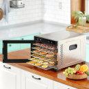 리큅 식품건조기 LOD-S600B 프리미엄 스텐 식품건조기