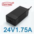 아답터 24V1.75A 어댑터 고품질 해외인증제품