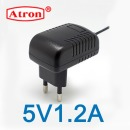아답터 5V1.2A 어댑터 공유기 모뎀 LED CCTV 어댑터