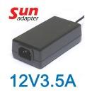 아답터 12v3.5A 모니터 CCTV LED 어댑터