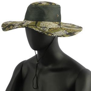 사파리 정글모자(영문카모) 사파리모자 등산모자 모자