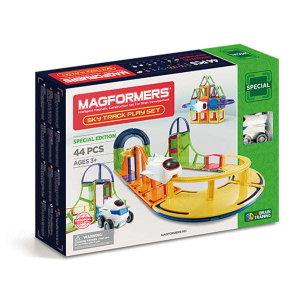 (현대Hmall) 맥포머스  스카이 트랙 플레이 세트 44pcs