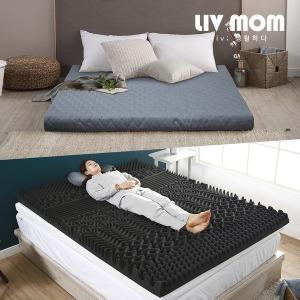 7존 기절 매트리스 침대 접이식 바닥 토퍼 수면매트