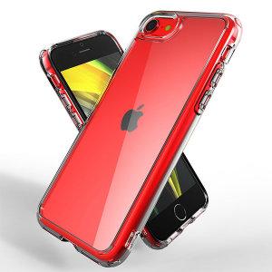 제로스킨 판테온 아이폰SE2 아이폰7/8 투명 케이스