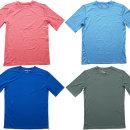 USA 마스터 스포츠T 트레이닝 헬스 운동 티셔츠 투톤