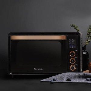 (메디하임) 38L 대용량 전기오븐 바베큐 제빵 컨벡션 DOV-C932