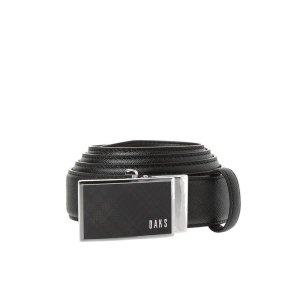 (선물포장/쇼핑백동봉)블랙 버클체크 자동벨트 DBBE0E681BK-BE