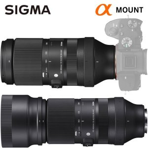 시그마 C 100-400mm F5-6.3 DG DN OS (소니풀프레임E마운트)