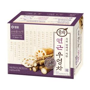 다과/탕비/곡물차/순작/연근우엉차/40티백