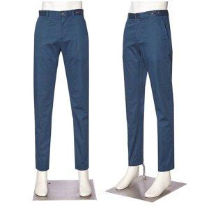 S/S 블루 스판 면팬츠 RLIPBP05AIC
