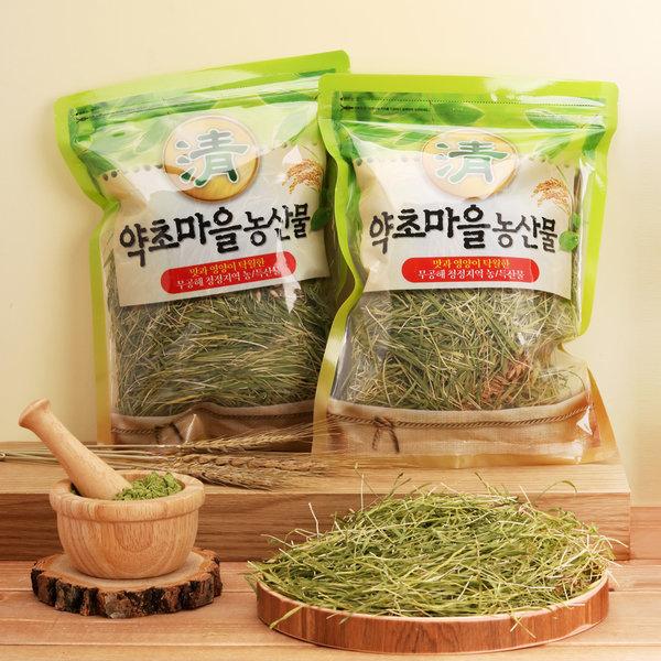 100% 국산 새싹보리순 셀프분말용 저온 건조(50g2봉)