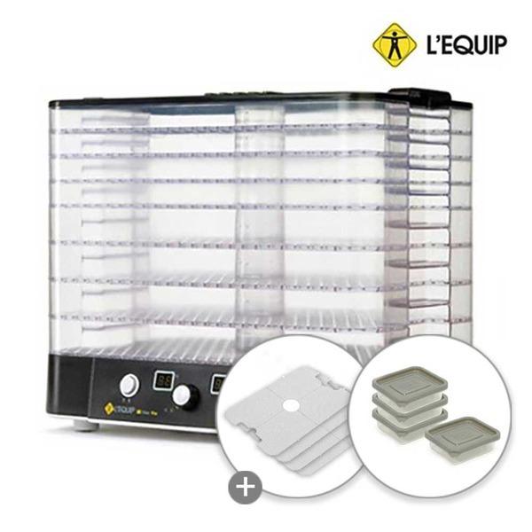 투명 8단 식품건조기 LD-918TH/고추 과일건조