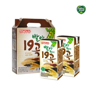 삼육두유 발아현미19곡 190ml 32팩