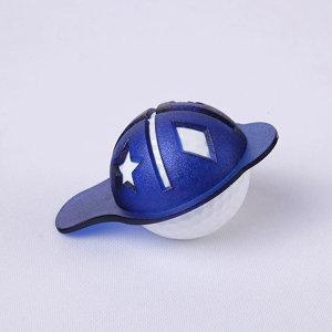 골프볼라이너 블루/도장 볼마커 마킹 스탬프 골프용품