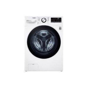 LG전자 TROMM 드럼세탁기 F15WQT (화이트/세탁14kg/6모션/인버터 DD모터)