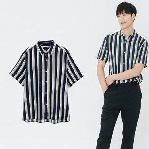 남성 레이온 스트라이프셔츠(30221-020-412-20)