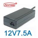 모니터 CCTV 아답터12V7.5A 90W 12V 7.5A 어댑터