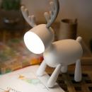 루돌프 LED 무드등 독서등 수유등 화이트