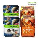 풀무원 간식세트(고기만두 4봉+모짜렐라핫도그 10개)