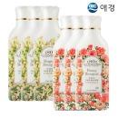 르샤트라 고농축 섬유유연제 1LX6개 (뮤게3+피오니3)