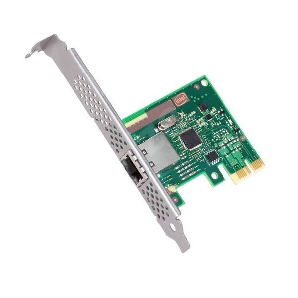 E0X95AA-인텔 I210-T1 PCIe 기가랜카드_HP 박스정품