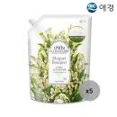 르샤트라 고농축 섬유유연제 뮤게부케향 1.6LX5개