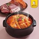 원할머니  부드러운 고기 듬뿍 김치찌개 500g x 4팩