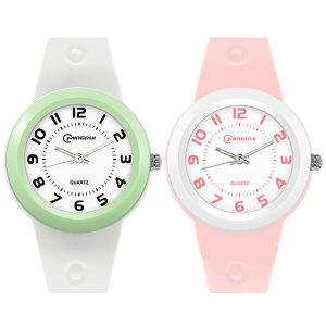3기압 방수 어린이 초등학생 바늘 손목시계 MR-8833