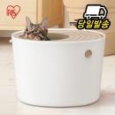 고양이화장실/고양이토일렛(PUNT-430) 화이트 소형