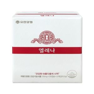 엘레나 60캡슐x170mg 여성 질 유산균