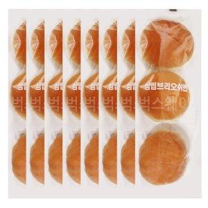 삼립 수제버거번 8봉(총 24개입)/햄버거빵 브리오쉬번