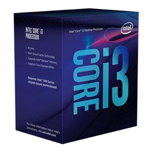 컴퓨존 인텔 코어9세대 i3-9100F 병행수입 박스