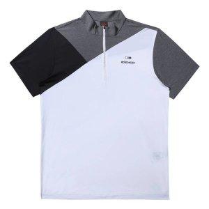 클라이밍 남성 짚업 티셔츠 POP DMM20272