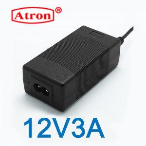 12V아답터 12V3A 어댑터 고품질 해외인증제품